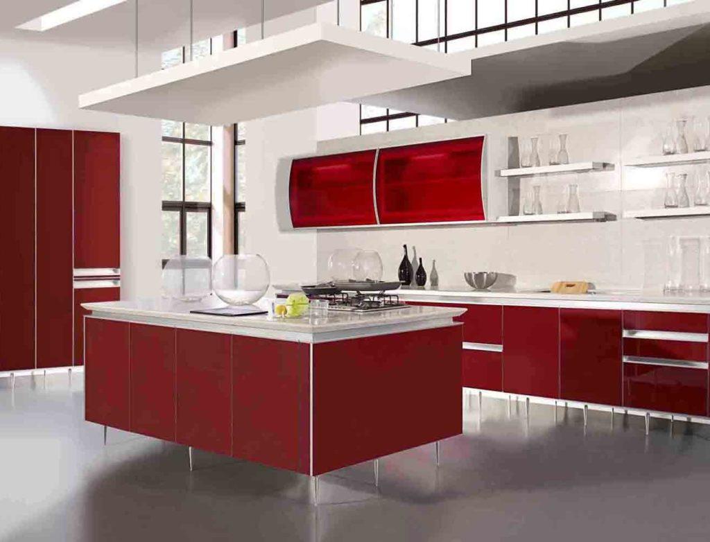 3 caracter sticas de espacio de las cocinas integrales Disenos de cocinas pequenas y economicas