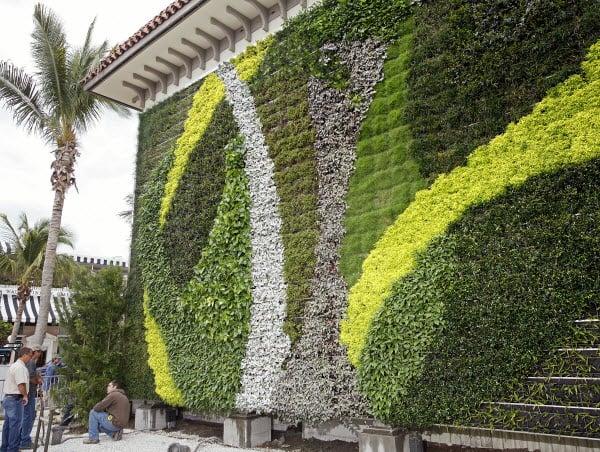 4 ideas de mejores modelos de jardines verticales caseros for Caracteristicas de los jardines verticales