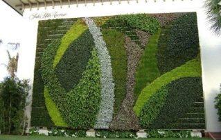 4 Ideas de Mejores Modelos de Jardines Verticales Caseros