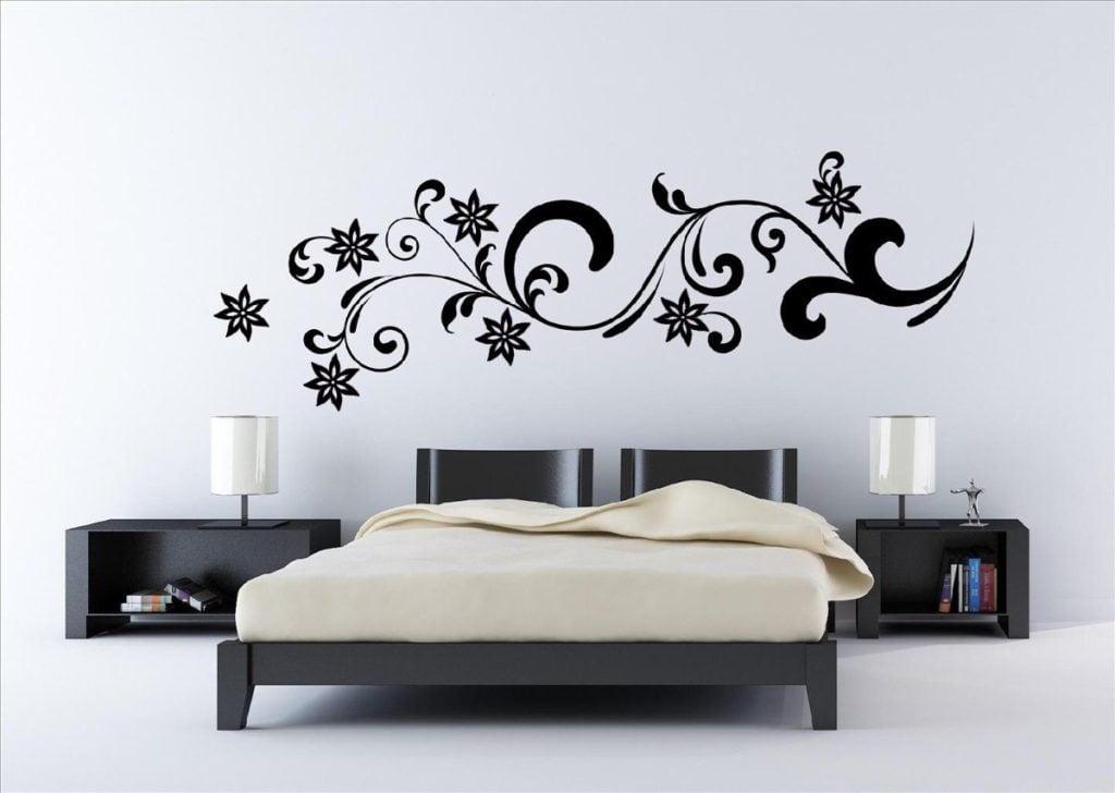 3 sitios del hogar para aplicar los vinilos decorativos for Vinilos decorativos df