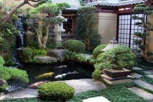 Construcción de un Jardín Japonés Montevideo