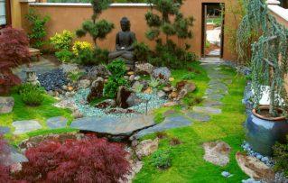 ¿Sabe el Origen de la Construcción de un Jardín Japonés Montevideo?