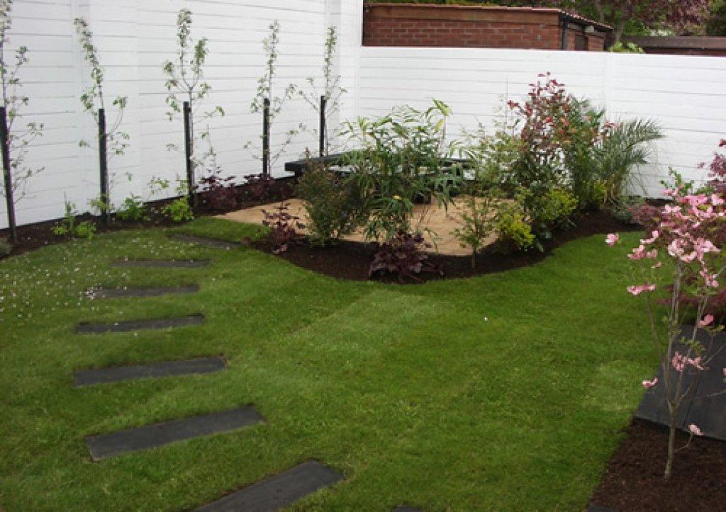 Jardines peque os 5 deco hogar - Jardin pequeno fotos ...