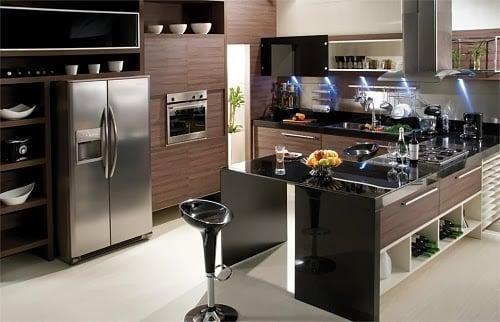 Elementos que Deben Poseer Las Cocinas Modernas Pequeñas