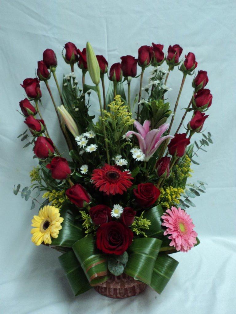 9 Consejos Para Mantener Y Hacer Tus Propios Arreglos Florales En - Imagenes-de-arreglos-florales