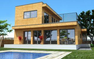 2 Ventajas y 4 Desventajas de las Casas Modulares Modernas