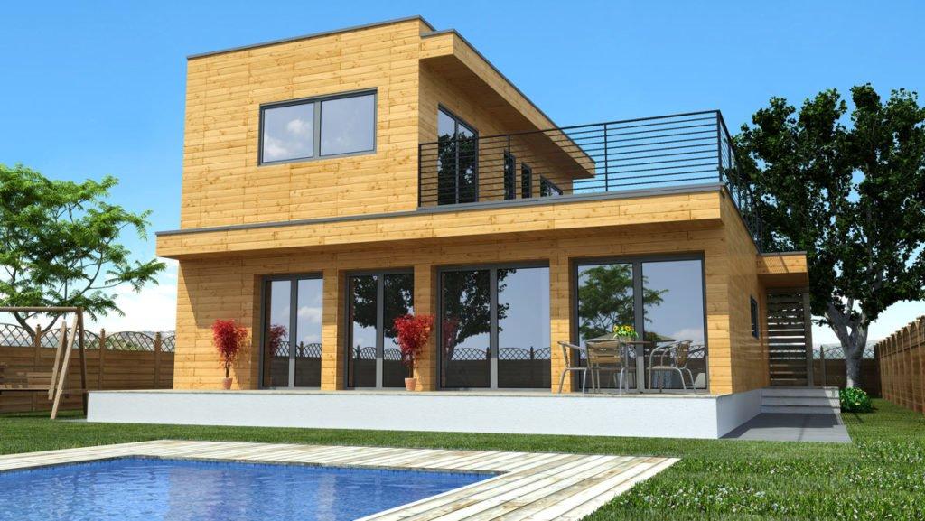 👍2 Ventajas y 4 Desventajas de las Casas Modulares | Deco Hogar