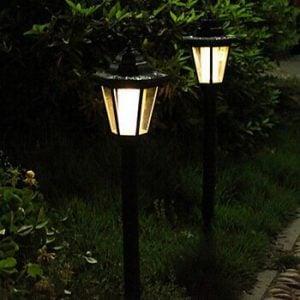 Lámparas de Exteriores solares