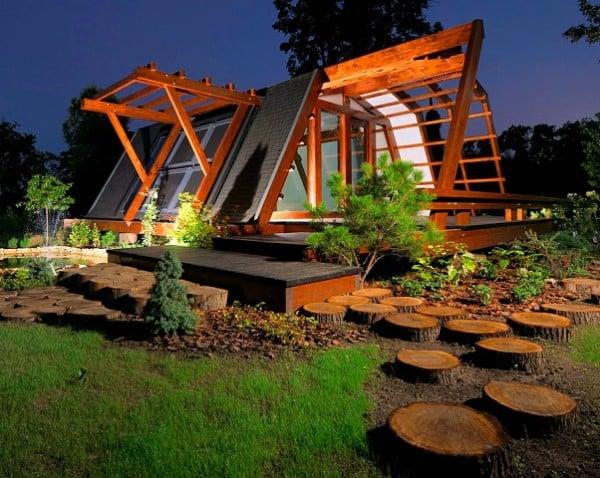 👍¿Conoces Los Fundamentos de la Construcción de Una Casa Ecológica ...