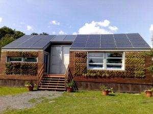 Casa Ecológica en venta