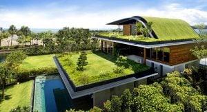 Casa Ecológica sustentable