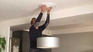 Pasos para Instalar Sencillamente tus Lámparas Colgantes