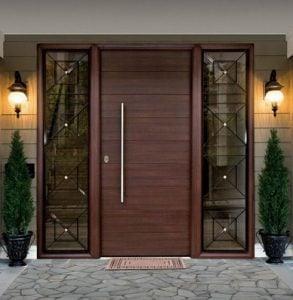 Ventajas de los Cristales Decorativos en las Puertas de Entrada