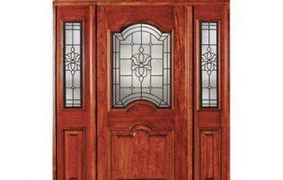 8 Razones para Colocar Cristales Decorativos en las Puertas