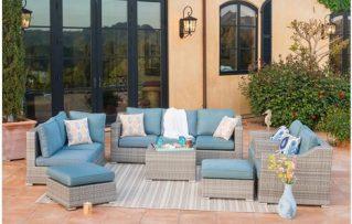 4 Razones de Estilo para Escoger Muebles de Aluminio Para Terrazas