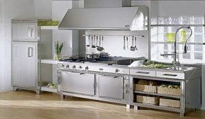 Ventajas al Instalar una Cocina Industrial en Casa