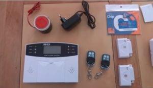 Como Configurar alarmas para el hogar