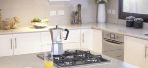 Como instalar una cocina empotrada