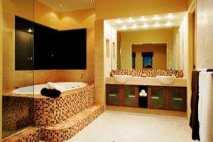 Ventajas de los baños con diseños sencillos