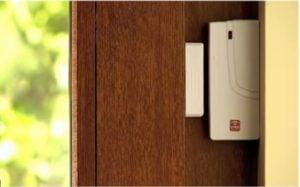 Sensores de puertas de seguridad