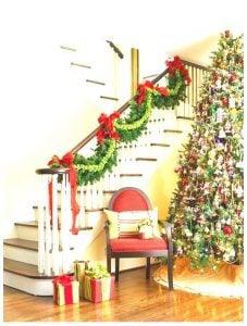 decorar escaleras estrechas