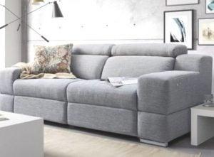 Sofá Tapizado rayas