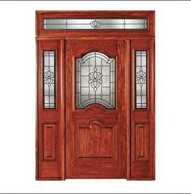 Beneficios de los Cristales Decorativos en las Puertas de Entrada