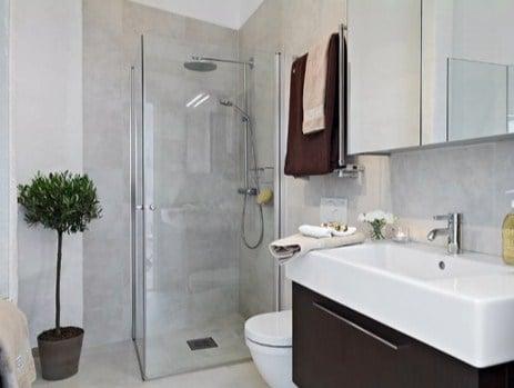 Como decorar baños con diseños sencillos