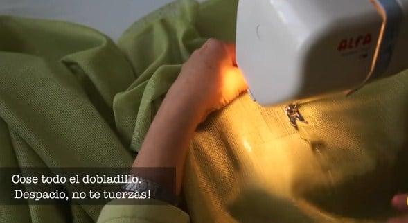 Confeccionar cortinas para cocina