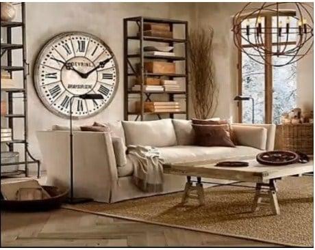 Decoracion con muebles vintage