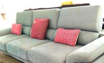 sofá ideal para sala pequena