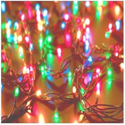 Luces de Navidad png
