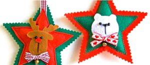 Decorar Estrella Navidad manualidades