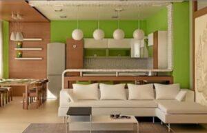 Diseño de Interiores de Casas sencillas