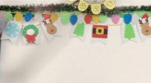 Ideas Decorar Clase Navidad