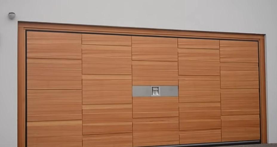 Puertas para Garajes home depot
